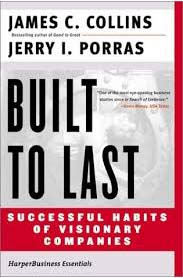 Built to last – Jim Collins
