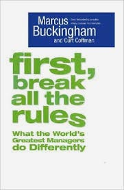 First, Break All the Rules – Marcus Buckingham