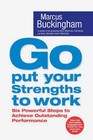 Go put your strengths to work – Marcus Buckingham
